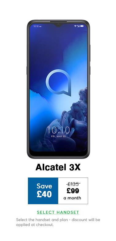 alcatel-3x