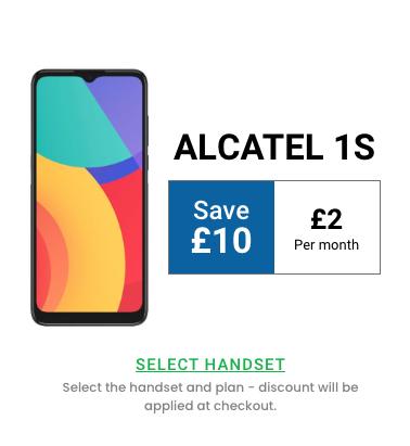 ALCATEL 1S 2021