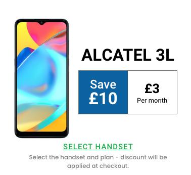 ALCATEL 3L 2021